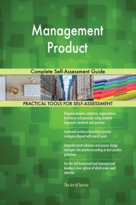 5STARCooks: Management Product Complete Self-Assessment Guide, Gerardus Blokdyk