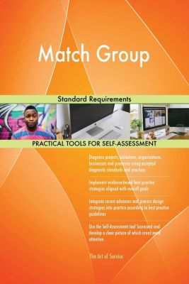 5STARCooks: Match Group Standard Requirements, Gerardus Blokdyk