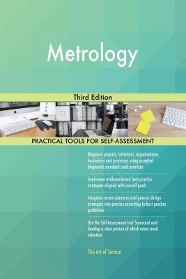 5STARCooks: Metrology Third Edition, Gerardus Blokdyk