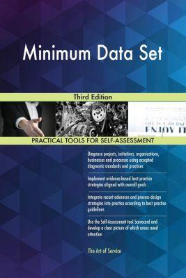 5STARCooks: Minimum Data Set Third Edition, Gerardus Blokdyk