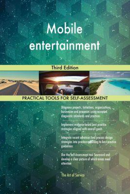 5STARCooks: Mobile entertainment Third Edition, Gerardus Blokdyk