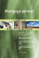 5STARCooks: Mortgage servicer A Complete Guide, Gerardus Blokdyk