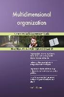 5STARCooks: Multidimensional organization Complete Self-Assessment Guide, Gerardus Blokdyk