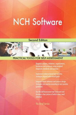 5STARCooks: NCH Software Second Edition, Gerardus Blokdyk