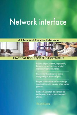 5STARCooks: Network interface A Clear and Concise Reference, Gerardus Blokdyk