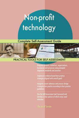 5STARCooks: Non-profit technology Complete Self-Assessment Guide, Gerardus Blokdyk