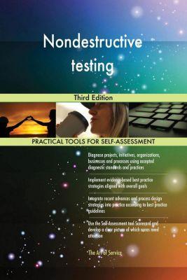 5STARCooks: Nondestructive testing Third Edition, Gerardus Blokdyk