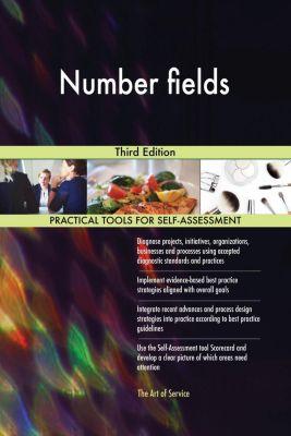 5STARCooks: Number fields Third Edition, Gerardus Blokdyk