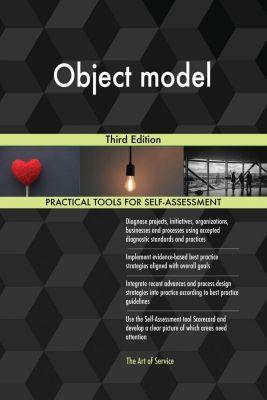 5STARCooks: Object model Third Edition, Gerardus Blokdyk