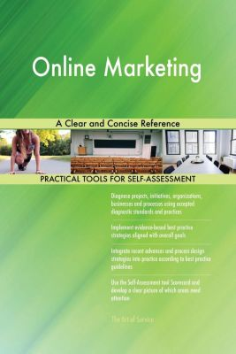 5STARCooks: Online Marketing A Clear and Concise Reference, Gerardus Blokdyk