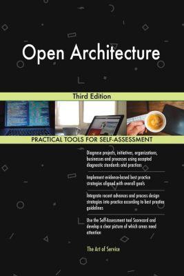 5STARCooks: Open Architecture Third Edition, Gerardus Blokdyk
