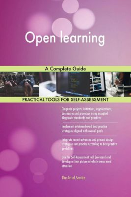 5STARCooks: Open learning A Complete Guide, Gerardus Blokdyk
