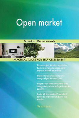 5STARCooks: Open market Standard Requirements, Gerardus Blokdyk