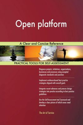 5STARCooks: Open platform A Clear and Concise Reference, Gerardus Blokdyk