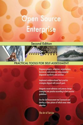 5STARCooks: Open Source Enterprise Second Edition, Gerardus Blokdyk