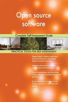 5STARCooks: Open source software Complete Self-Assessment Guide, Gerardus Blokdyk