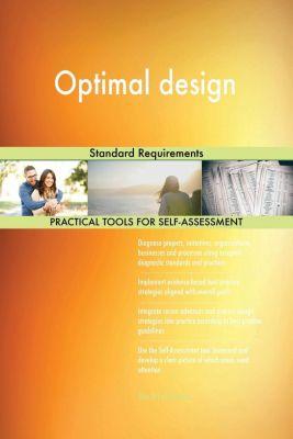 5STARCooks: Optimal design Standard Requirements, Gerardus Blokdyk