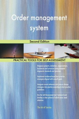 5STARCooks: Order management system Second Edition, Gerardus Blokdyk
