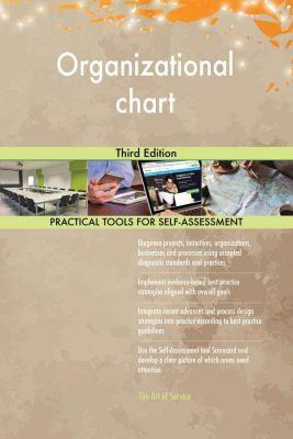 5STARCooks: Organizational chart Third Edition, Gerardus Blokdyk