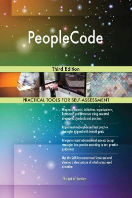 5STARCooks: PeopleCode Third Edition, Gerardus Blokdyk