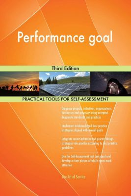 5STARCooks: Performance goal Third Edition, Gerardus Blokdyk