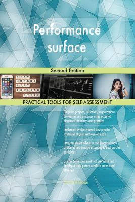 5STARCooks: Performance surface Second Edition, Gerardus Blokdyk