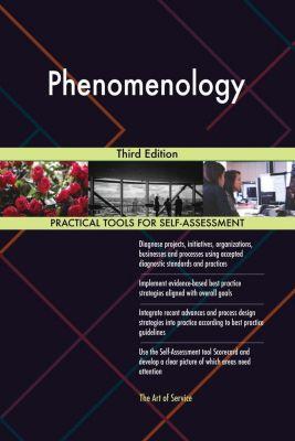 5STARCooks: Phenomenology Third Edition, Gerardus Blokdyk