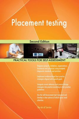5STARCooks: Placement testing Second Edition, Gerardus Blokdyk