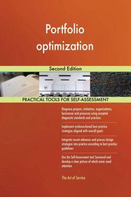 5STARCooks: Portfolio optimization Second Edition, Gerardus Blokdyk