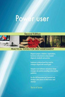 5STARCooks: Power user Second Edition, Gerardus Blokdyk