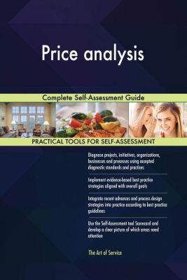 5STARCooks: Price analysis Complete Self-Assessment Guide, Gerardus Blokdyk