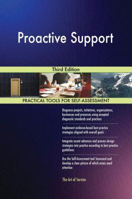 5STARCooks: Proactive Support Third Edition, Gerardus Blokdyk