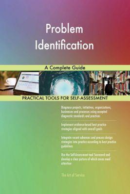 5STARCooks: Problem Identification A Complete Guide, Gerardus Blokdyk