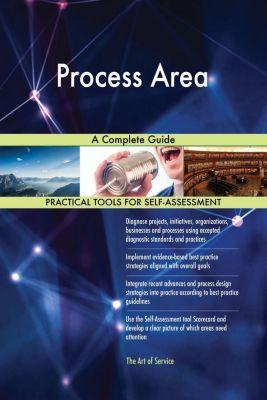 5STARCooks: Process Area A Complete Guide, Gerardus Blokdyk