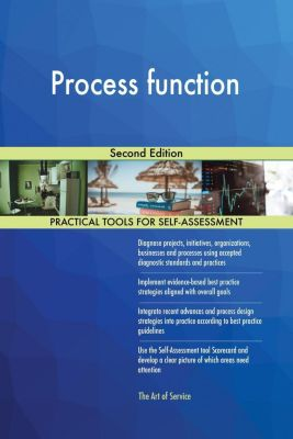 5STARCooks: Process function Second Edition, Gerardus Blokdyk