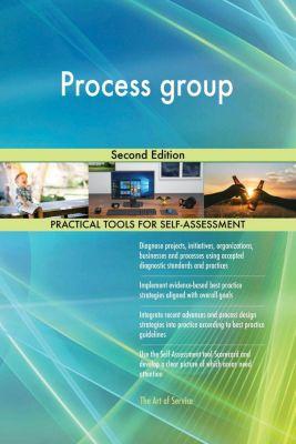 5STARCooks: Process group Second Edition, Gerardus Blokdyk