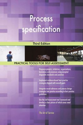 5STARCooks: Process specification Third Edition, Gerardus Blokdyk
