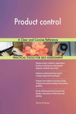 5STARCooks: Product control A Clear and Concise Reference, Gerardus Blokdyk