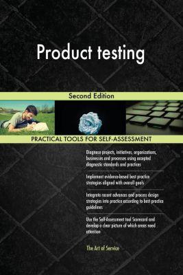5STARCooks: Product testing Second Edition, Gerardus Blokdyk