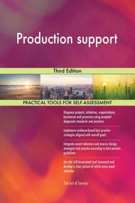 5STARCooks: Production support Third Edition, Gerardus Blokdyk