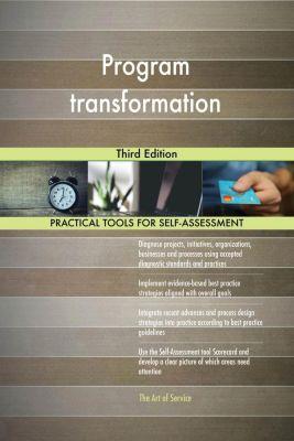 5STARCooks: Program transformation Third Edition, Gerardus Blokdyk