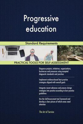 5STARCooks: Progressive education Standard Requirements, Gerardus Blokdyk