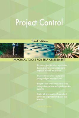 5STARCooks: Project Control Third Edition, Gerardus Blokdyk