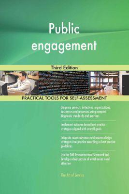 5STARCooks: Public engagement Third Edition, Gerardus Blokdyk