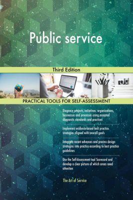 5STARCooks: Public service Third Edition, Gerardus Blokdyk