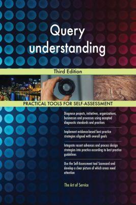 5STARCooks: Query understanding Third Edition, Gerardus Blokdyk