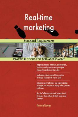 5STARCooks: Real-time marketing Standard Requirements, Gerardus Blokdyk