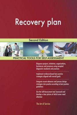 5STARCooks: Recovery plan Second Edition, Gerardus Blokdyk
