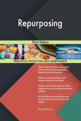 5STARCooks: Repurposing Third Edition, Gerardus Blokdyk