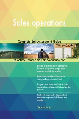 5STARCooks: Sales operations Complete Self-Assessment Guide, Gerardus Blokdyk